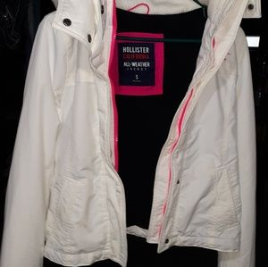 Size small Hollister coat